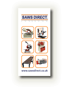 Saws Direct Ltd Leaflet