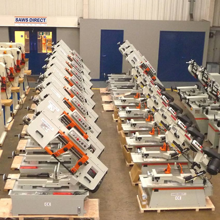 Saws Direct Product Range