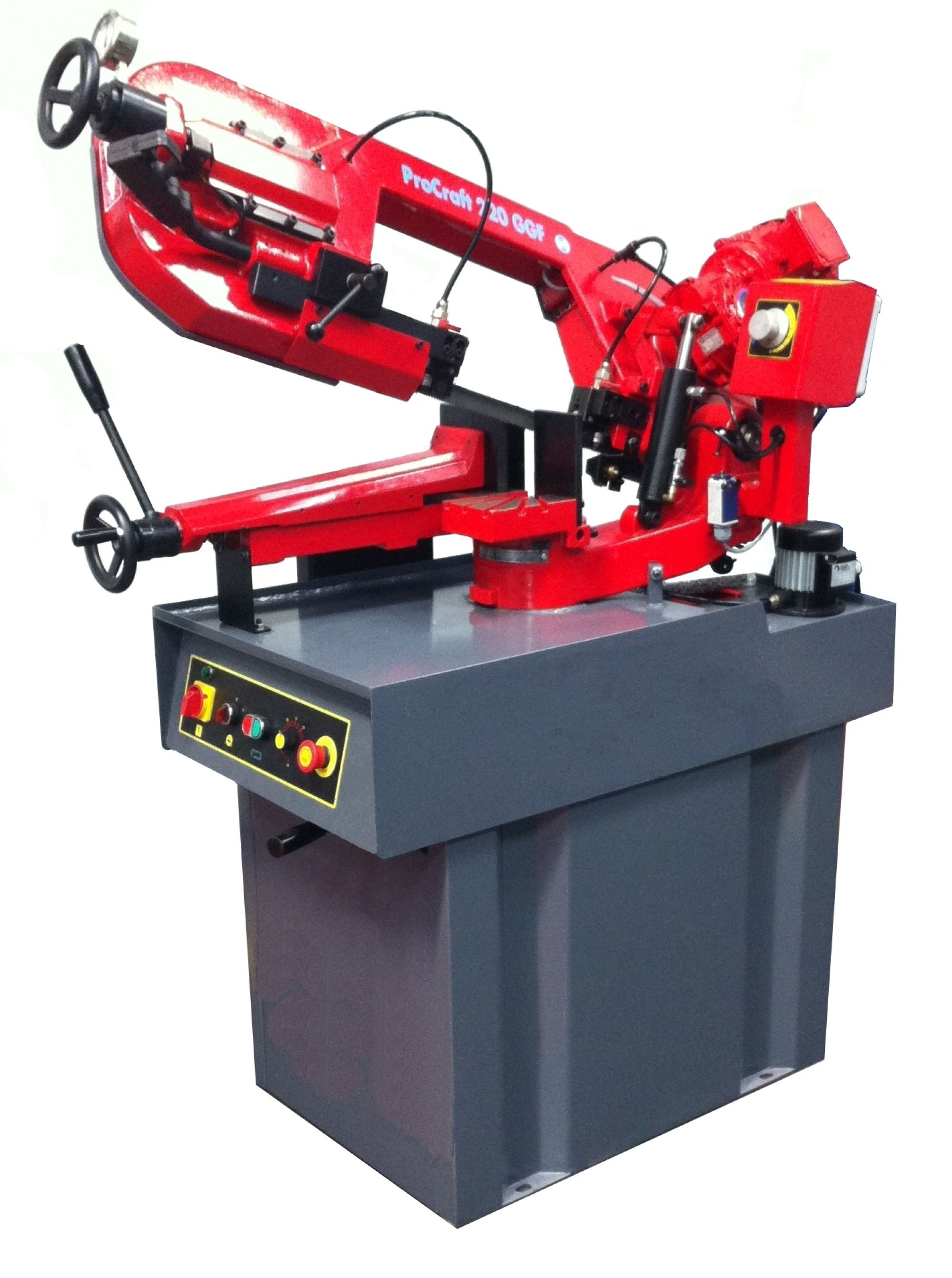 SD-220 Craft Dual Mode Bandsaw