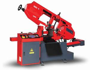 SD-300RFA Roller Feed Automatic Bandsaw