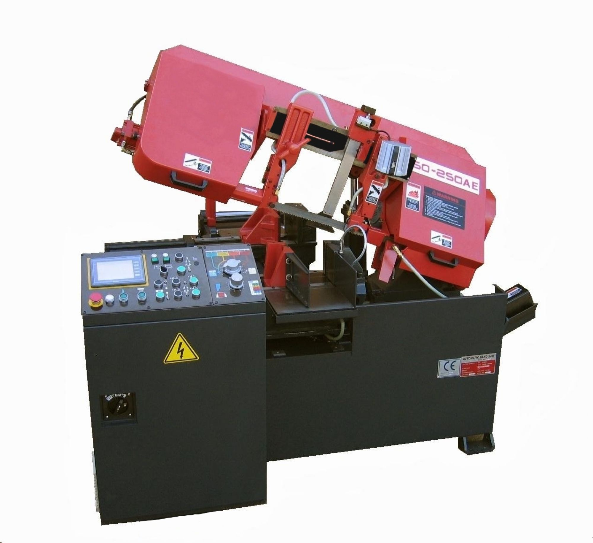 SD-250AE Heavy Duty Automatic Band saw