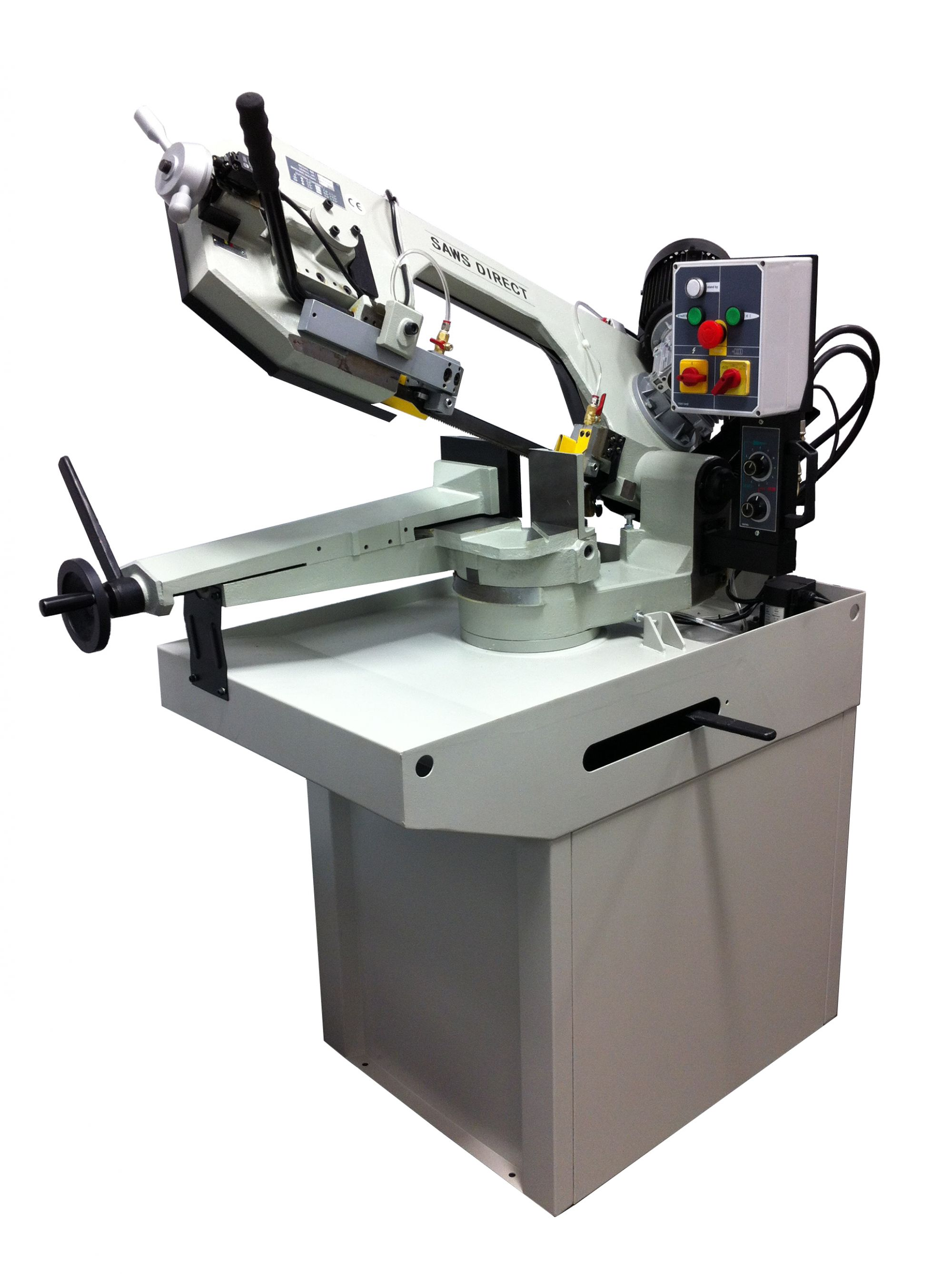 SD-270HB Dual Mode Mitre Bandsaw