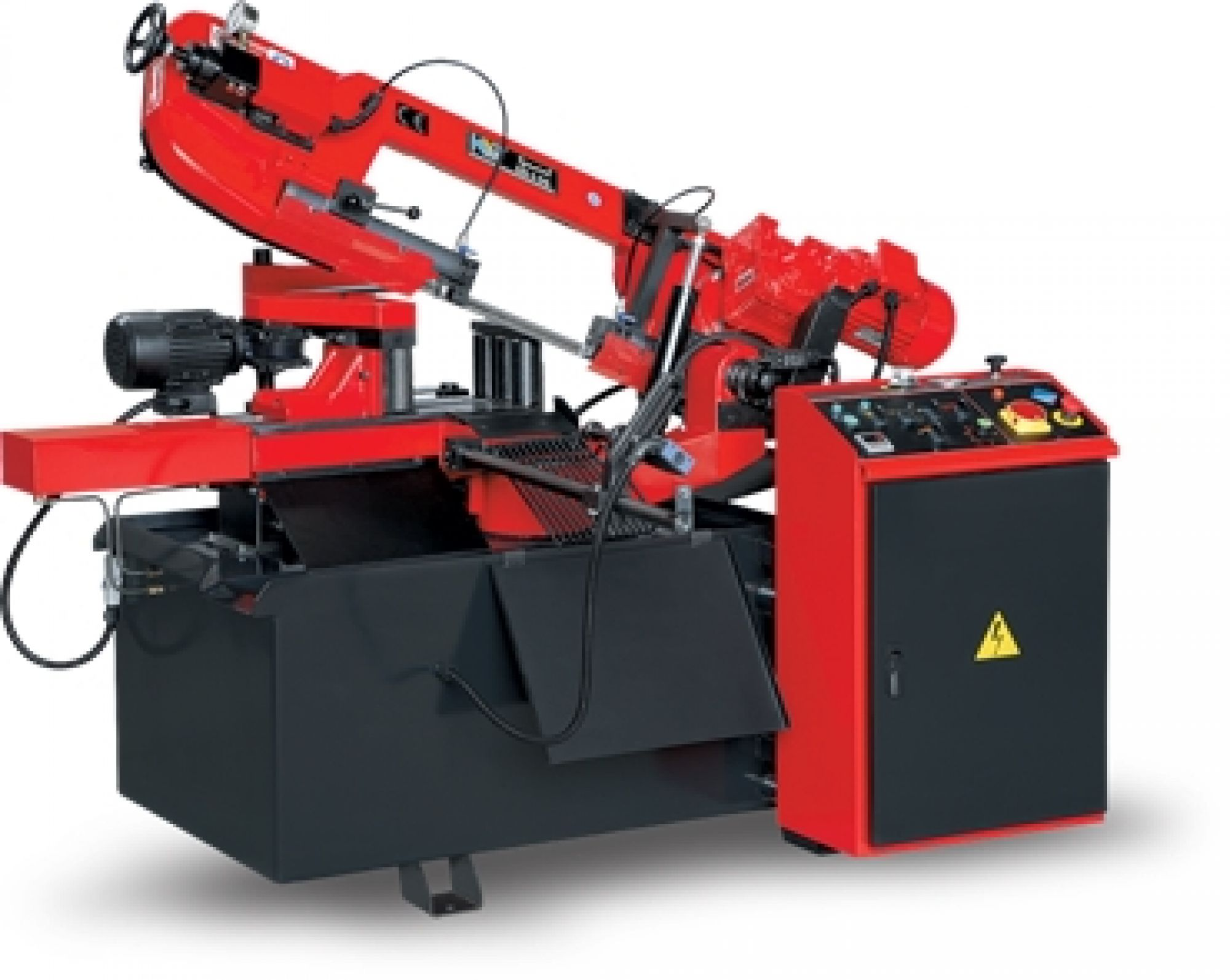 SD-220GRFA Mitre Roller Feed Automatic Bandsaw