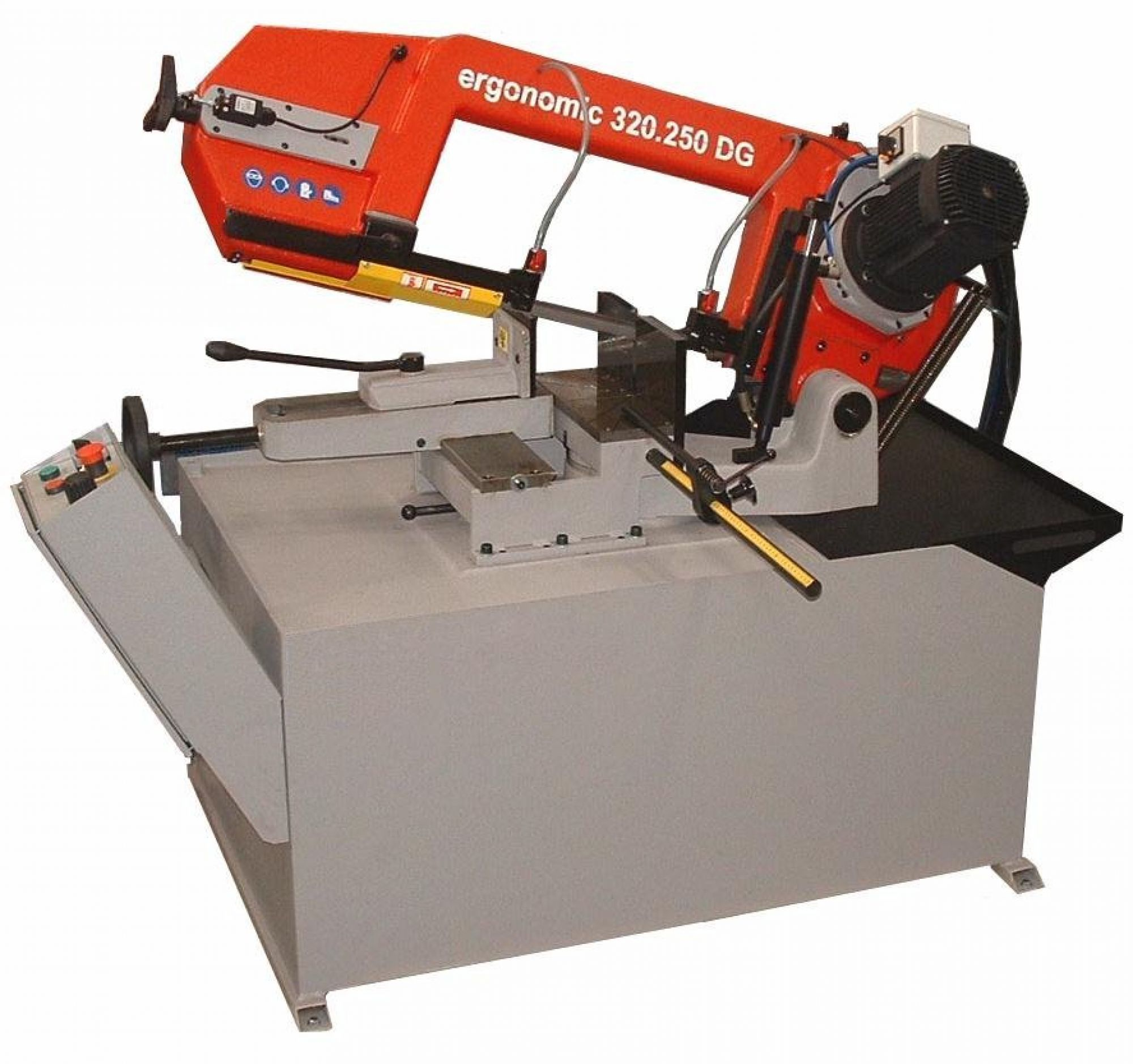 SD-320x250DG Manual, Double Mitre Bandsaw