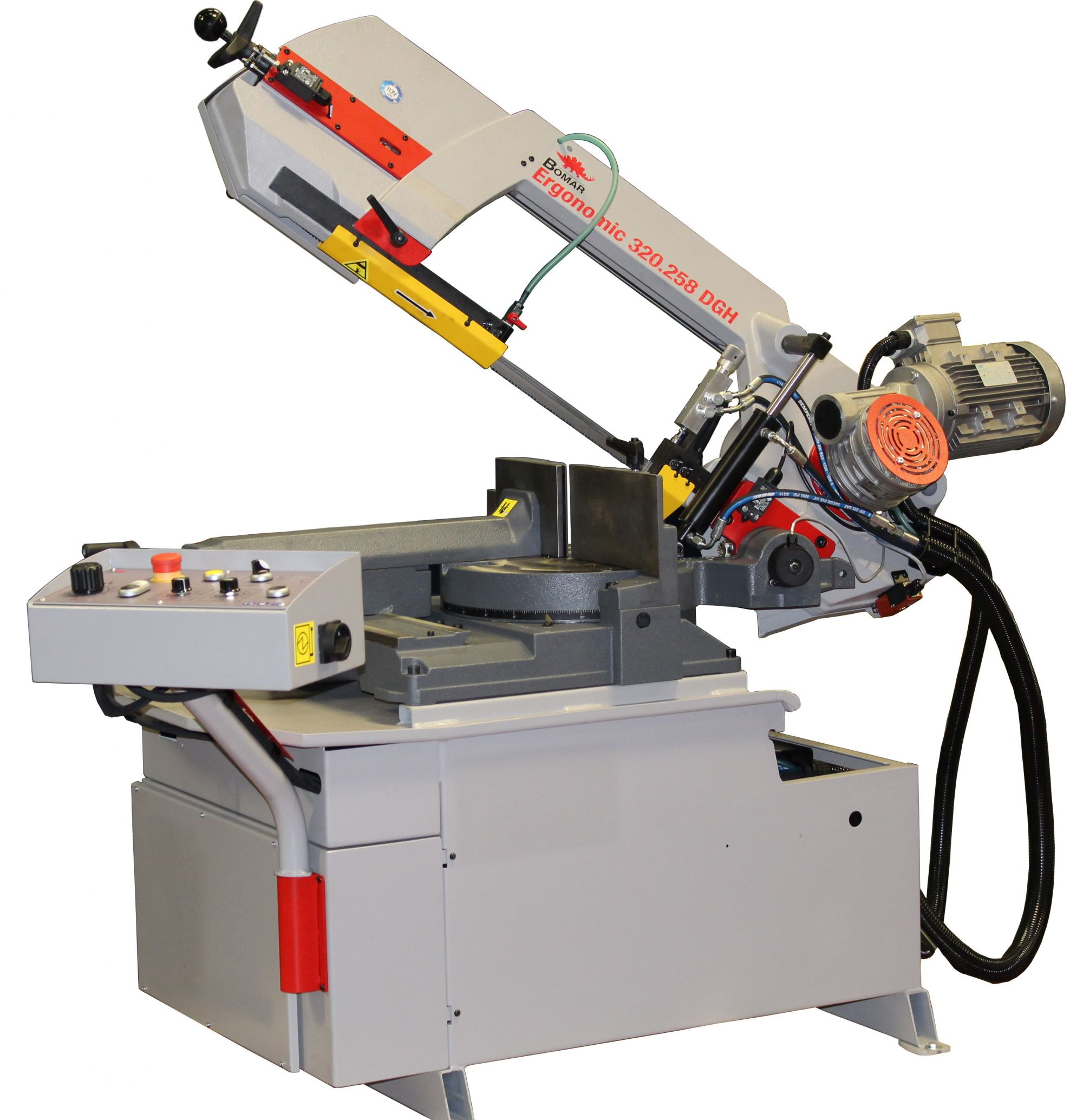 SDE 320.258DGH Semi-Automatic Bandsaw