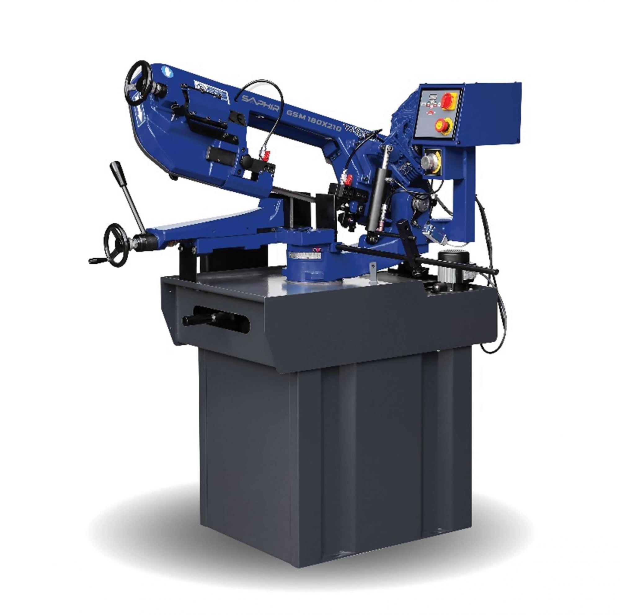 SD GSM 180x210 Manual Bandsaw